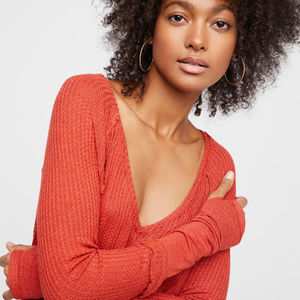 Free People Laguna Thermal Medium Flame